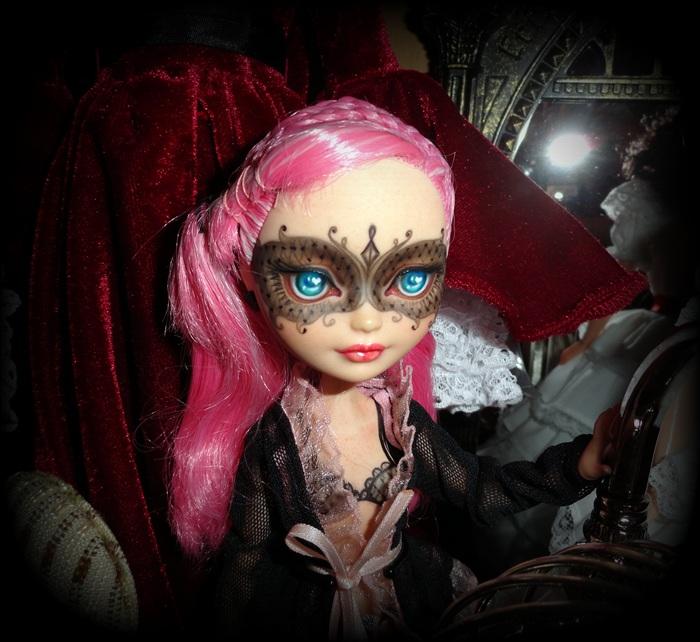 Кукла C.A. Cupid (♥ Кошкин дом.♥ OOAK)