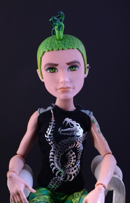 Кукла Дамиан