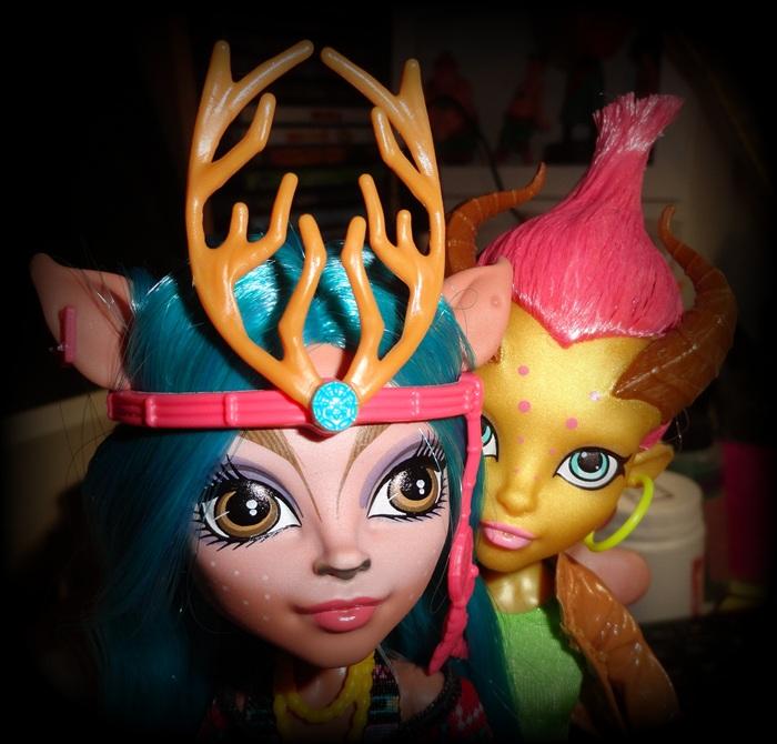Кукла Isi Dawndancer