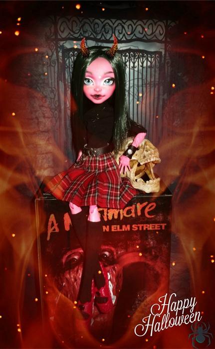 Кукла Gooliope Jellington (OOAK от Мадам Бу)