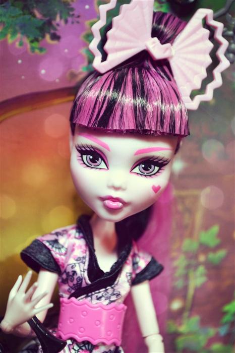 Кукла Лора-японка