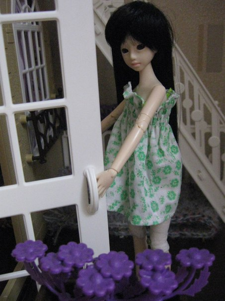 Кукла Серафима