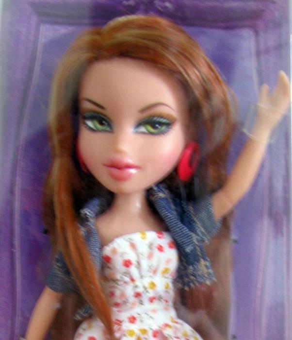 Кукла Мейган