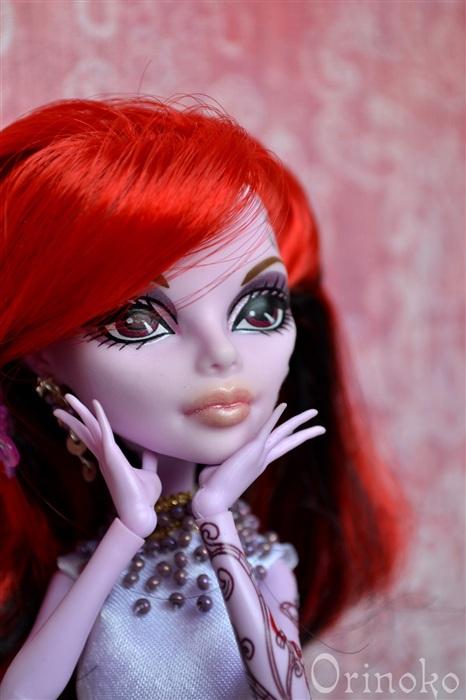 Кукла Грейс