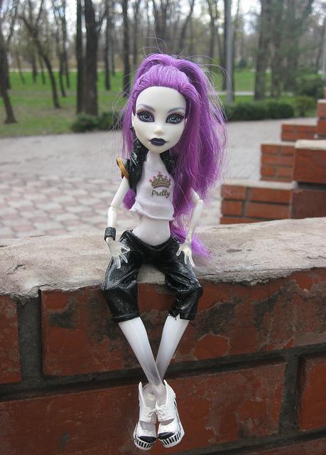 Кукла Дитрих