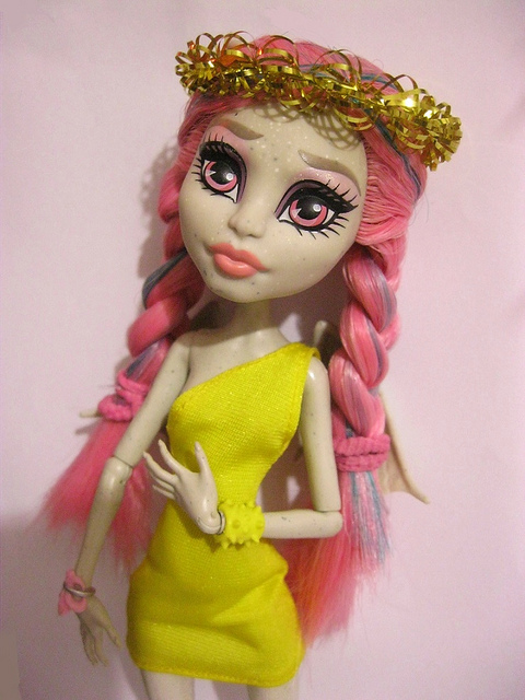 Кукла Аннабель