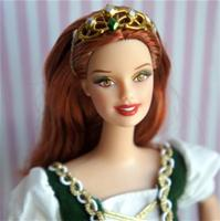 Ireland Barbie Dolls of the World