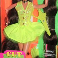 Cut and Style Barbie (brunette)