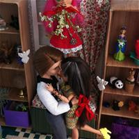 Полная история о том, как Руми наряжала комнату к Рождеству