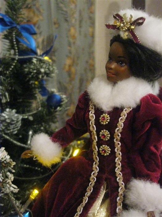Кукла Далила