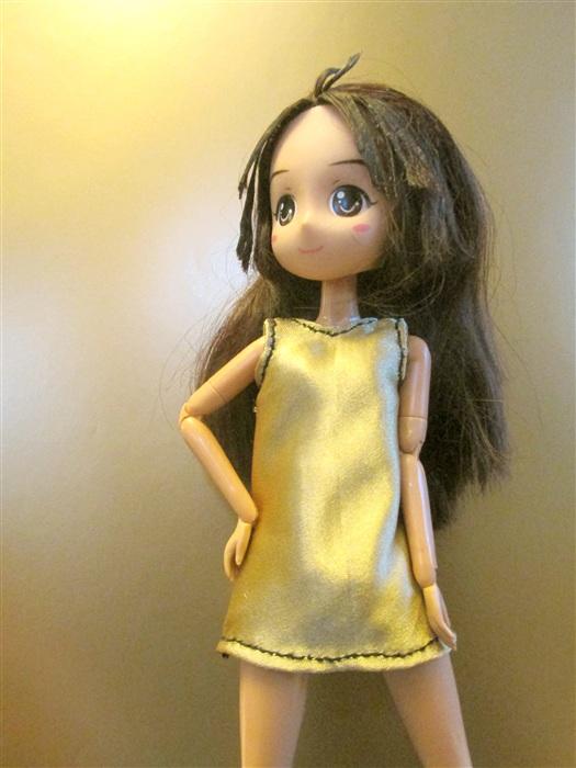 Кукла Зои