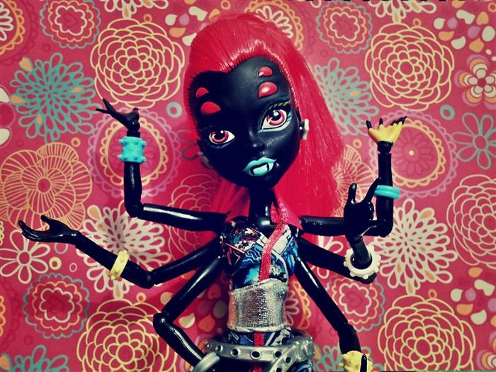 Кукла Янош (fem) (Janosh)