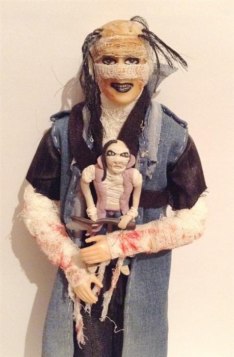 Кукла Herbert Wallace