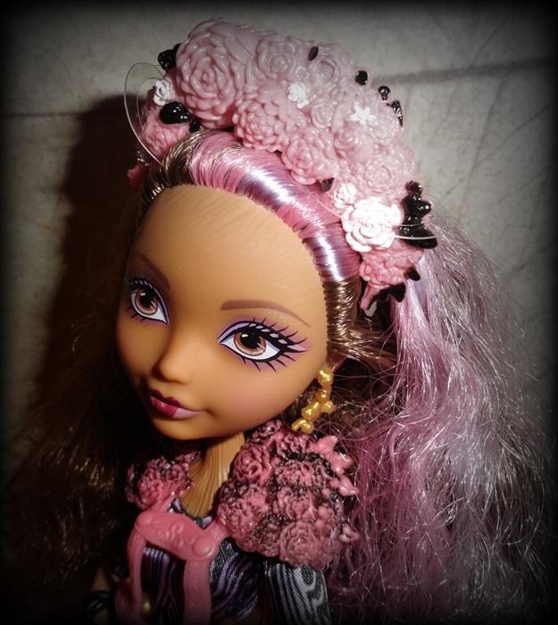Кукла Cedar Wood  Spring Unsprung