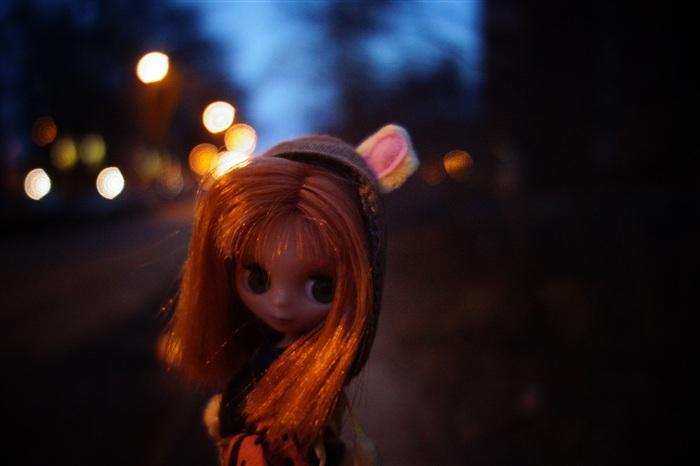 Кукла Fox/Лиса (Лисёнок)
