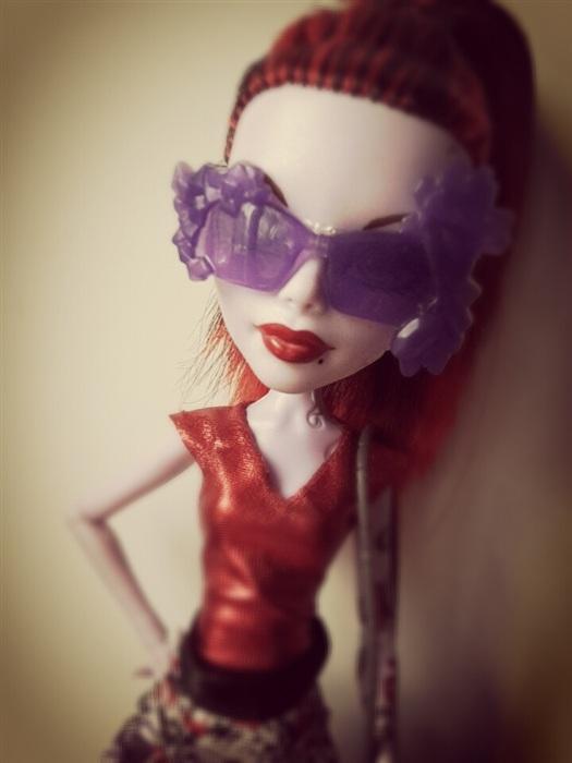 Кукла Operetta