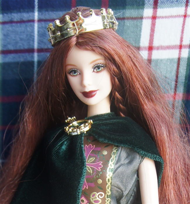 Кукла Barbie Princess of Ireland