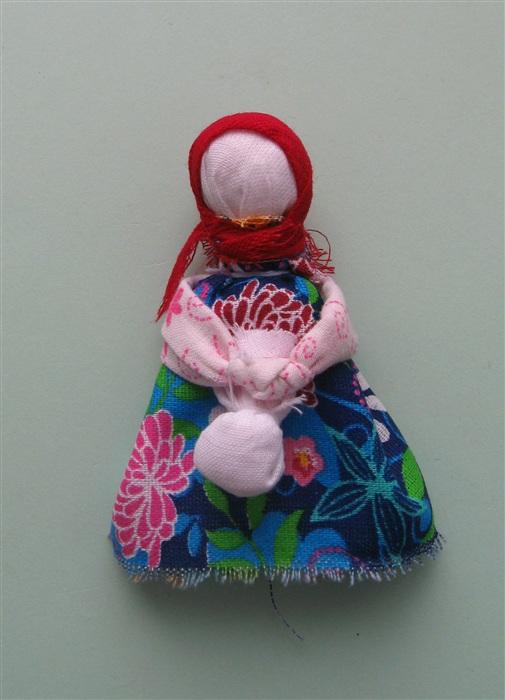 """Кукла """"Подорожница"""""""