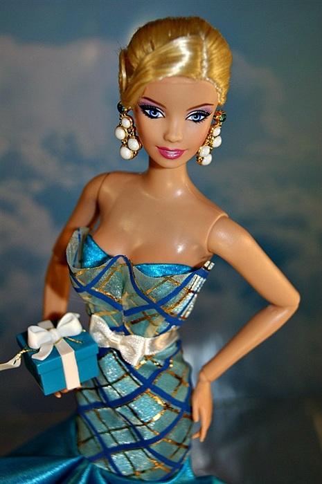 Кукла Грейс Грей