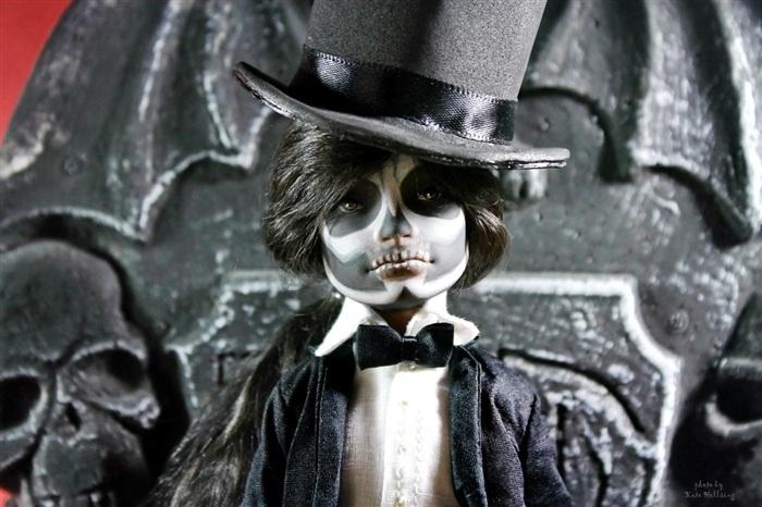 Кукла Baron Samedi