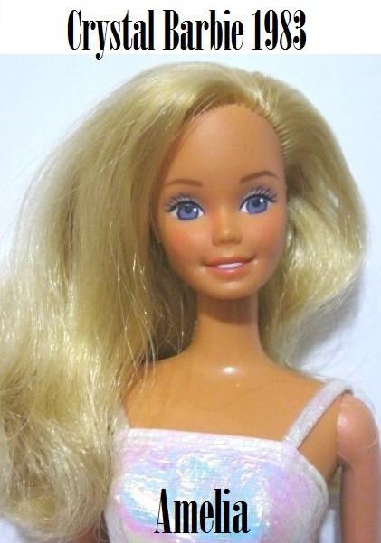 Кукла Амелия