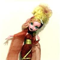 Миранда - кинодива в красном