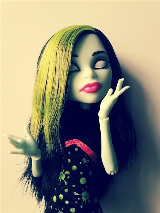Кукла Scarah Screams