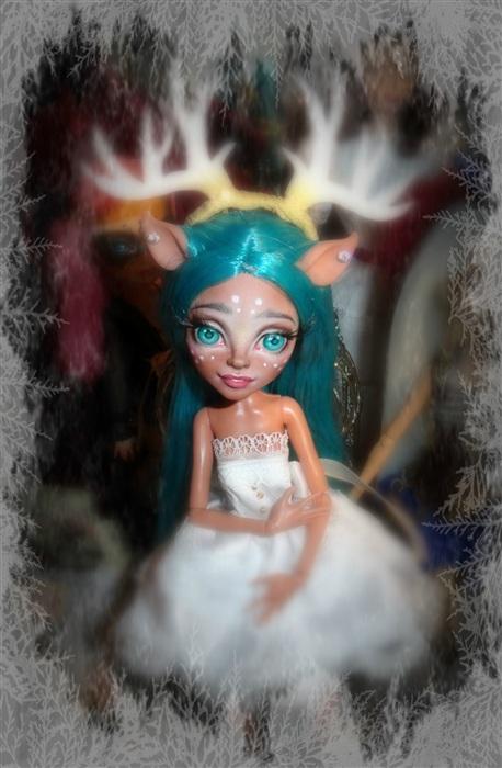 Кукла Isi Dawndancer (OOAK Willstore)
