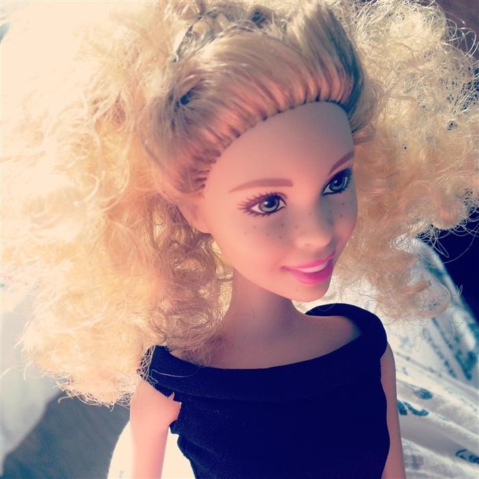 Кукла Соланж