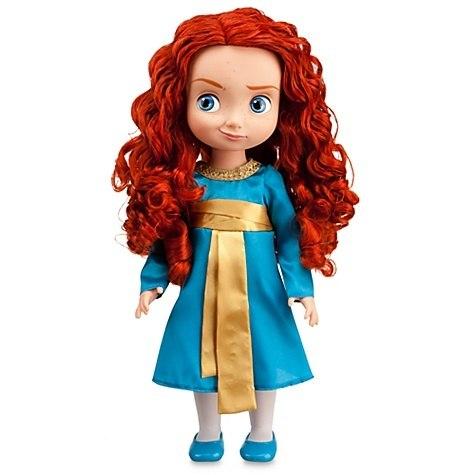 Кукла Merida Animators 2012