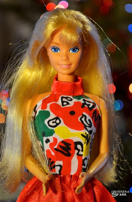 Кукла Келли