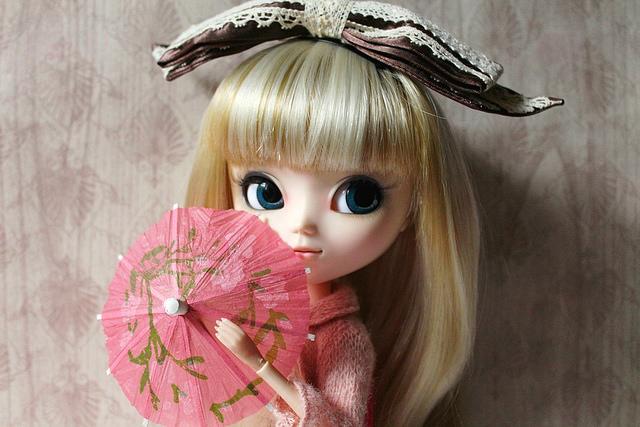 Кукла Wendy