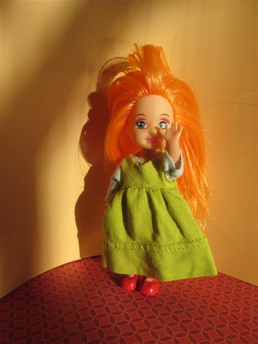 Кукла Бесси