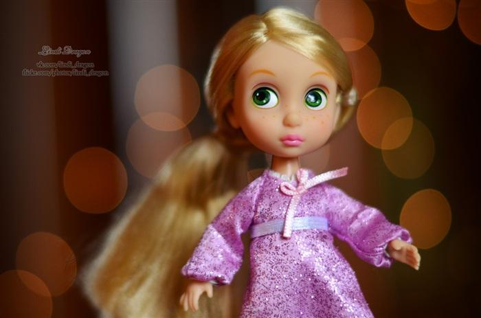 Кукла Рапуня