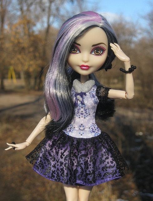 Кукла Генриетта
