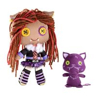 Clawdeen Wolf and Crescent