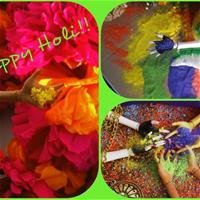Happy Holi ! ! !