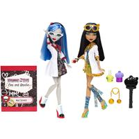 Cleo De Nile and Ghoulia Yelps