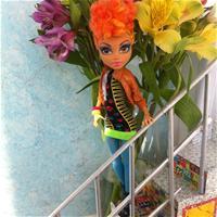 Яркие цветы!