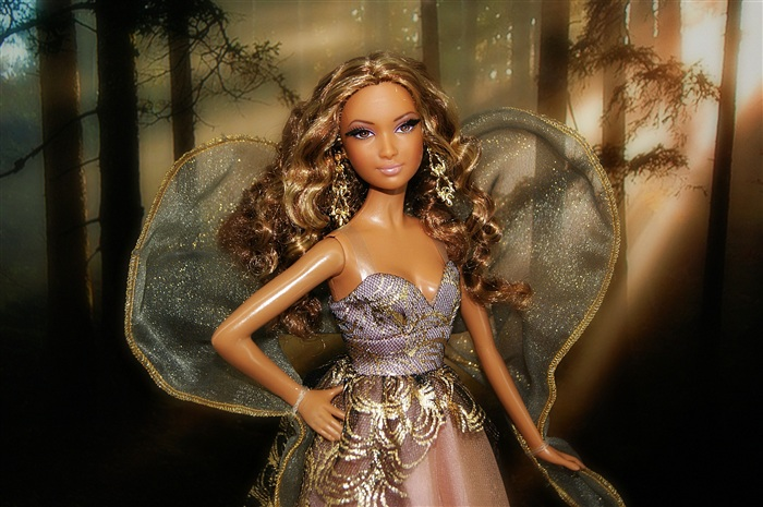 Кукла Голди