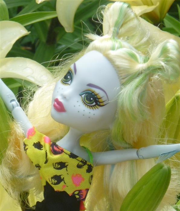 Кукла Сиа