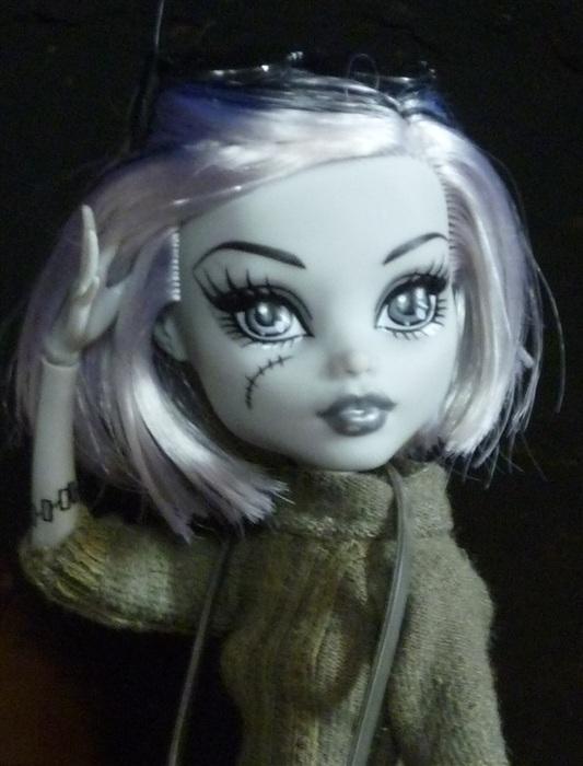 Кукла Чани Кайнз