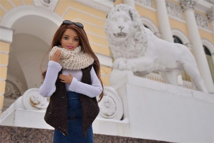 Кукла Виктория Васнецова