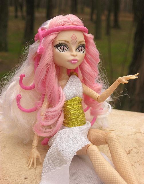 Кукла Ифигения (Ифэ) Афинская