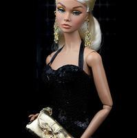 Маленькое чёрное платье и Sweet Confection Poppy Parker ( автор фото-???)