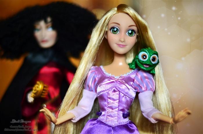 Кукла Rapunzel