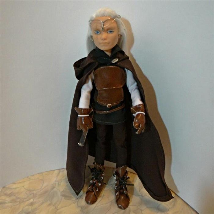 Кукла Артур