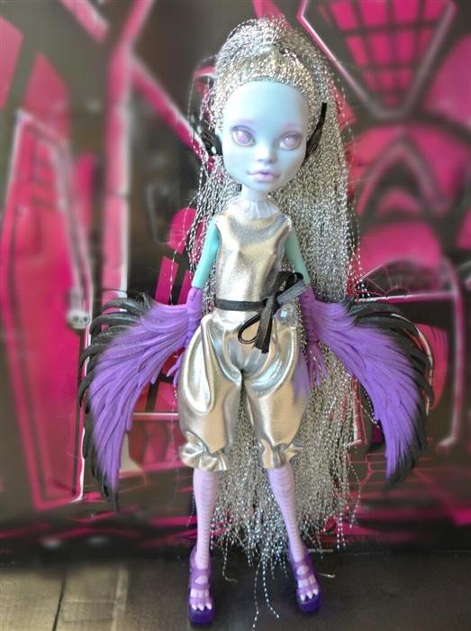 Кукла Серебрянка