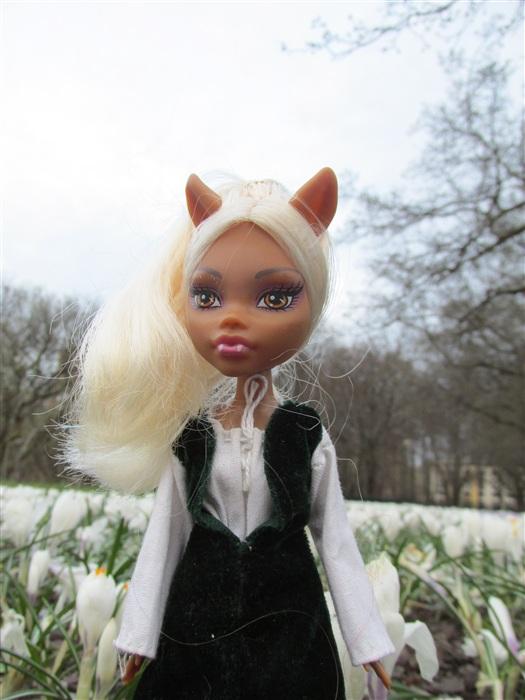Кукла Альба