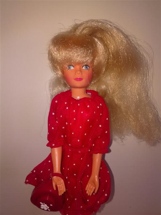 Кукла Силки
